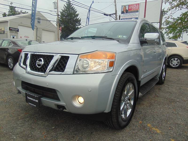 2009 Nissan Armada for sale at 1 Owner Car in Glenolden PA