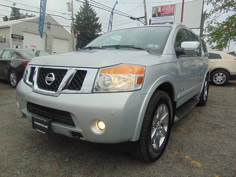 2009 Nissan Armada for sale in Glenolden, PA