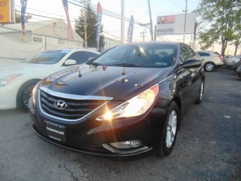 2013 Hyundai Sonata for sale at 1 Owner Car in Glenolden PA