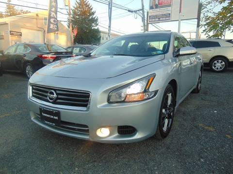 2013 Nissan Maxima for sale in Glenolden, PA