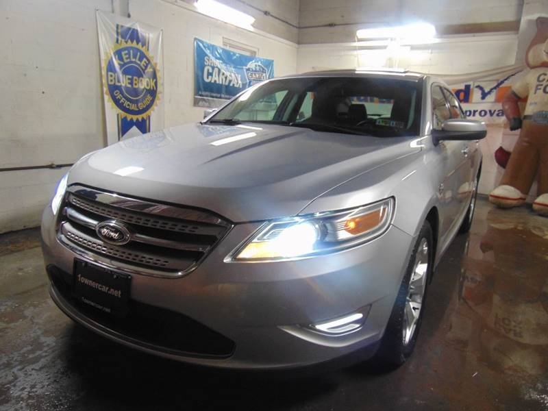 2011 Ford Taurus For Sale At 1 Owner Car In Glenolden PA