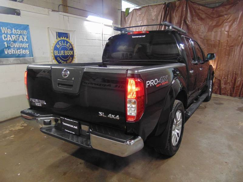 2011 Nissan Frontier PRO-4X In Glenolden PA - 1 Owner Car