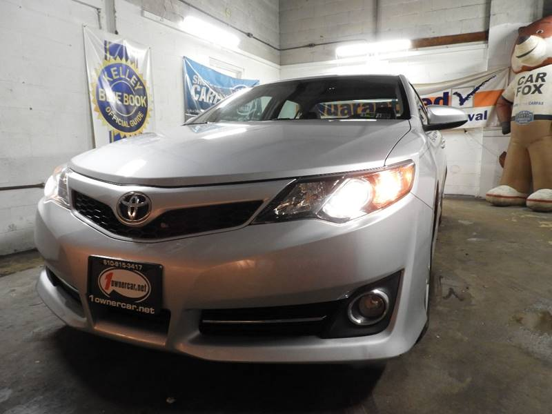 2012 Toyota Camry For Sale At 1 Owner Car In Glenolden PA