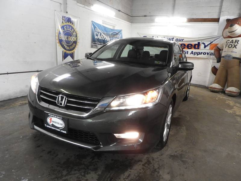 2014 Honda Accord For Sale At 1 Owner Car In Glenolden PA
