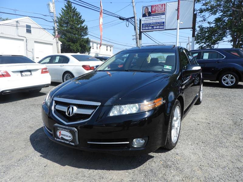 Acura TL WNavi In Glenolden PA Owner Car - 2007 acura tl for sale