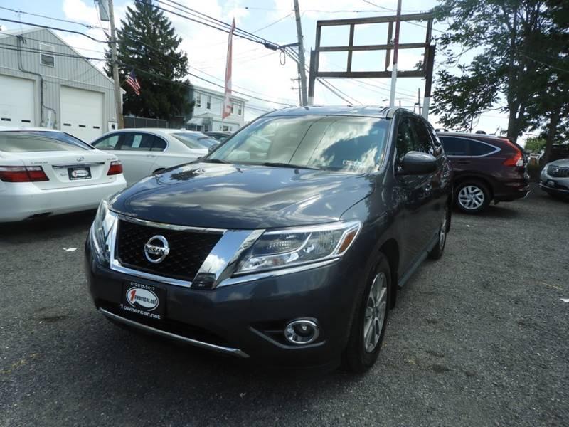 2013 Nissan Pathfinder For Sale At 1 Owner Car In Glenolden PA