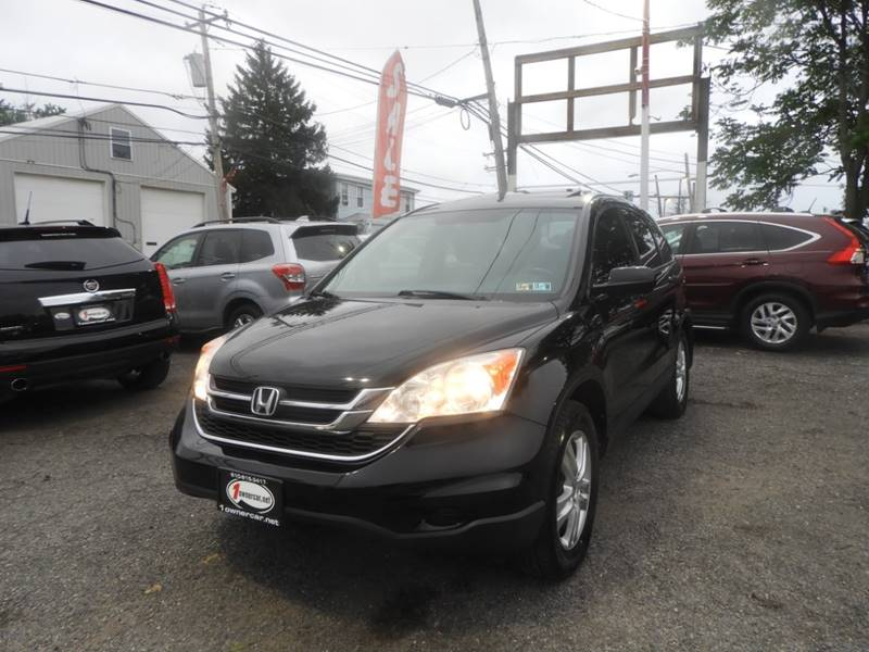 2011 Honda CR V For Sale At 1 Owner Car In Glenolden PA