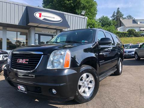 2014 GMC Yukon XL for sale in Clifton Heights, PA