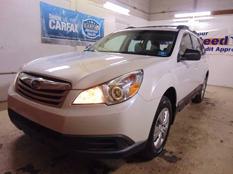 2011 Subaru Outback for sale in Glenolden, PA
