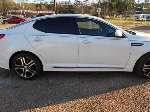 2013 Kia Optima for sale in Livingston, TX