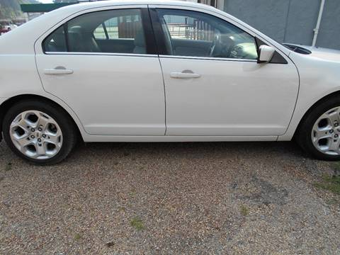 2010 Ford Fusion for sale in Livingston, TX