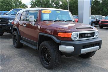 2008 Toyota FJ Cruiser for sale in Waverly, OH