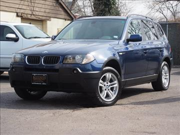 2004 BMW X3 for sale in Saint Louis, MO