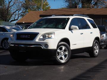2008 GMC Acadia for sale in Saint Louis, MO