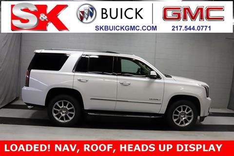 2020 GMC Yukon for sale in Springfield, IL