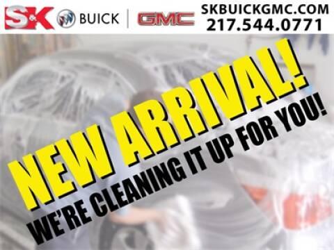 2015 Chevrolet Silverado 1500 LTZ for sale at S & K BUICK GMC in Springfield IL