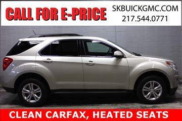 2014 Chevrolet Equinox for sale in Springfield, IL