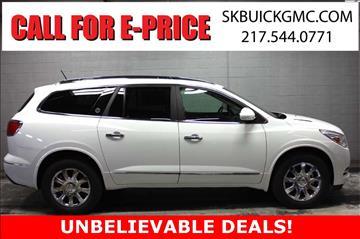 2017 Buick Enclave for sale in Springfield, IL