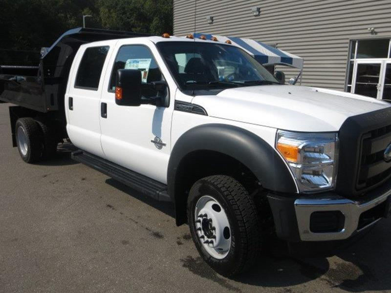 2016 Ford F-550 XL - Chapmanville WV