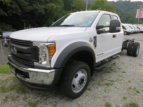 2017 Ford F-550 for sale in Chapmanville, WV