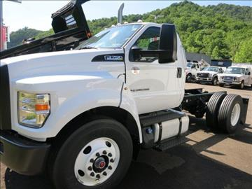 2016 Ford F-750 for sale in Chapmanville, WV