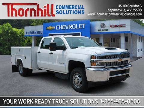 2019 Chevrolet Silverado 3500HD CC for sale in Chapmanville, WV