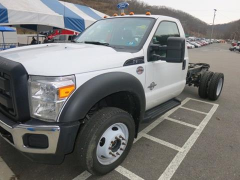 2016 Ford F-550 for sale in Chapmanville, WV