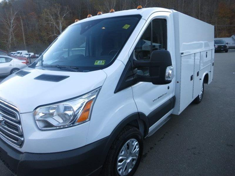 2017 Ford Transit Cutaway 350 2dr 138 in. WB SRW Cutaway Chassis - Chapmanville WV