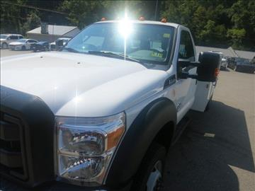 2016 Ford Super Duty F-550 DRW for sale in Chapmanville, WV