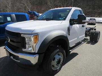 2017 Ford F-450 Super Duty for sale in Chapmanville, WV