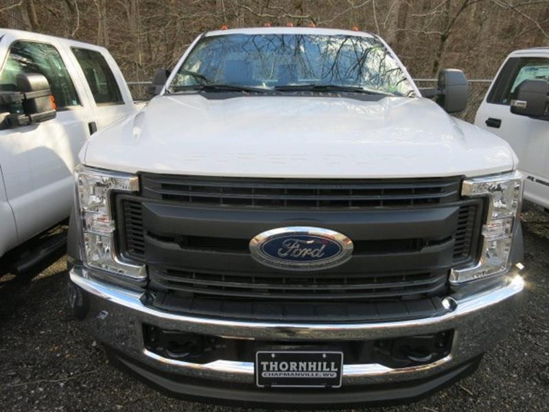 2017 Ford F-550 XL - Chapmanville WV
