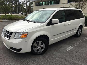 2010 Dodge Grand Caravan for sale in Plantation, FL
