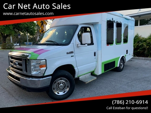 2013 Ford E-Series Chassis for sale in Plantation, FL