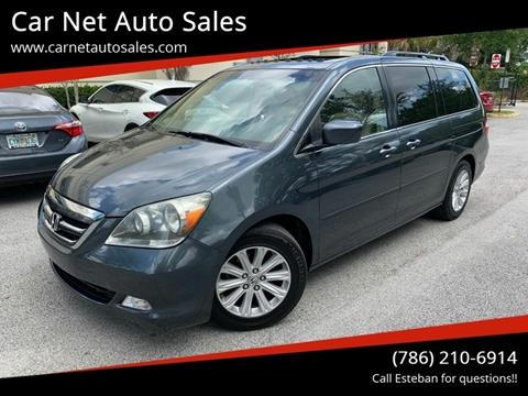 2006 Honda Odyssey for sale in Plantation, FL