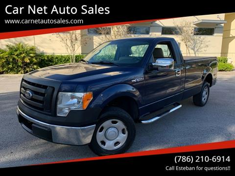 2009 Ford F-150 for sale in Plantation, FL