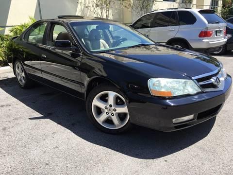 2003 Acura TL for sale in Plantation, FL