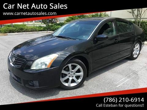 Used 2007 Nissan Maxima For Sale Carsforsale Com