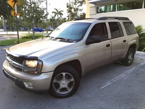 2004 Chevrolet TrailBlazer EXT for sale in Plantation, FL