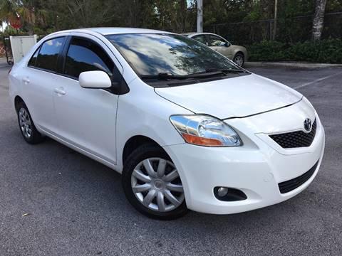 2010 Toyota Yaris for sale in Plantation, FL