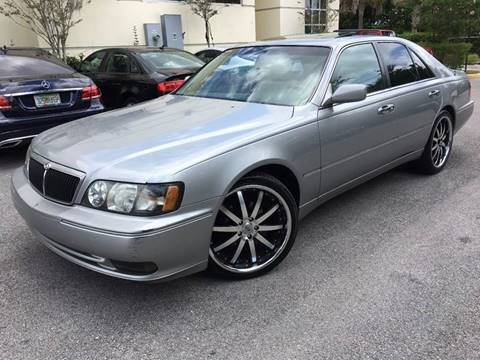 1999 Infiniti Q45 for sale in Plantation, FL