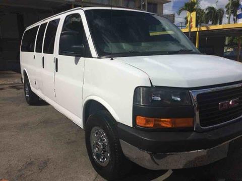 2008 GMC Savana Passenger for sale in Miami FL