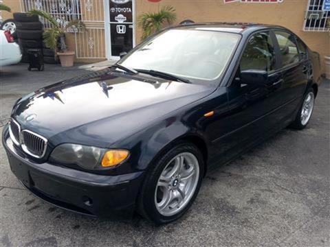 2003 BMW 3 Series for sale in Miami FL