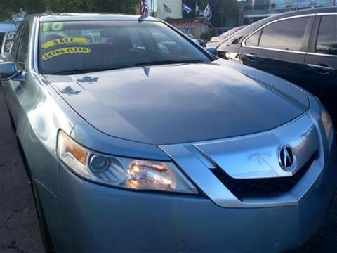 2010 Acura TL for sale in Miami FL