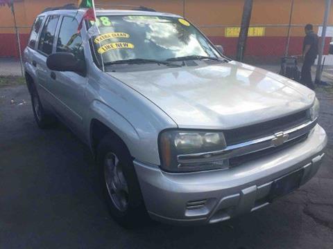2008 Chevrolet TrailBlazer for sale in Miami FL