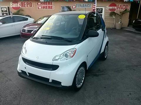 2009 Smart fortwo for sale in Miami, FL