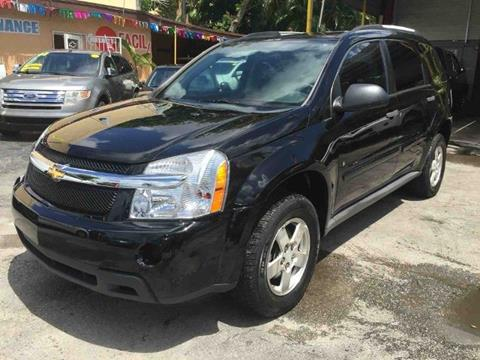 2007 Chevrolet Equinox for sale in Miami FL