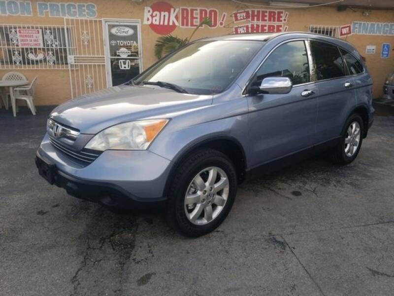 2008 Honda CR-V for sale at VALDO AUTO SALES in Miami FL