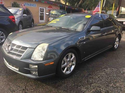 2008 Cadillac STS for sale in Miami FL