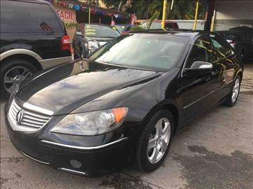 2006 Acura RL for sale in Miami, FL