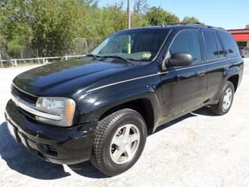 2006 Chevrolet TrailBlazer for sale in San Antonio, TX